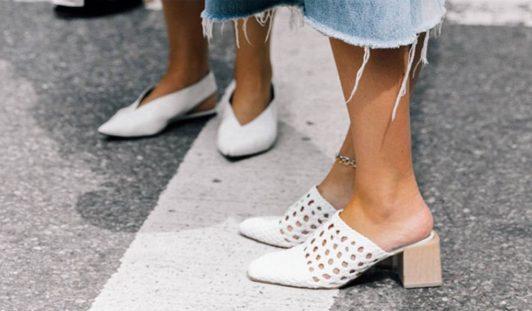 Los mejores zapatos para la temporada primavera-verano 2019