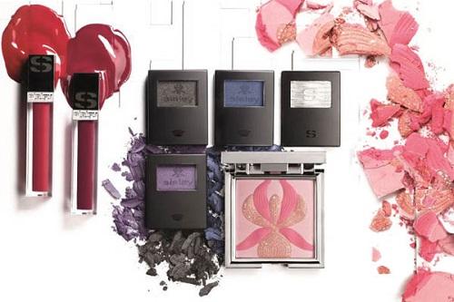 Conviértete en una Pink Lady con el maquillaje Sisley