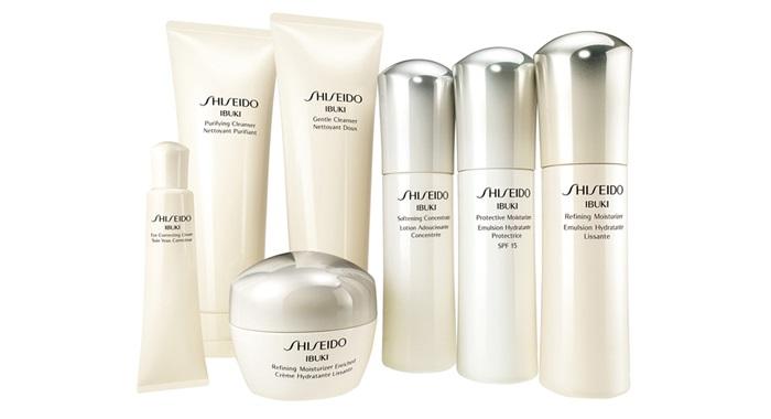 Ibuki Shiseido, la crema ideal para chicas jóvenes entre 25 y 35 años