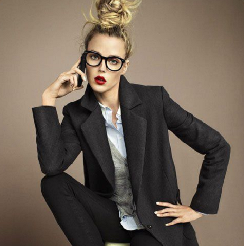 Consigue el look working girl