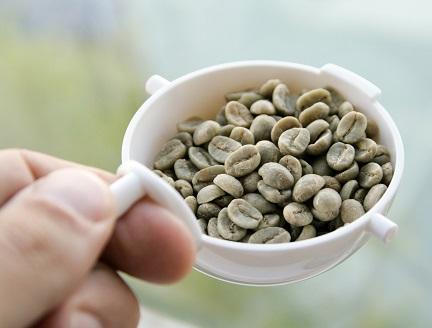 Los beneficios del café verde para adelgazar