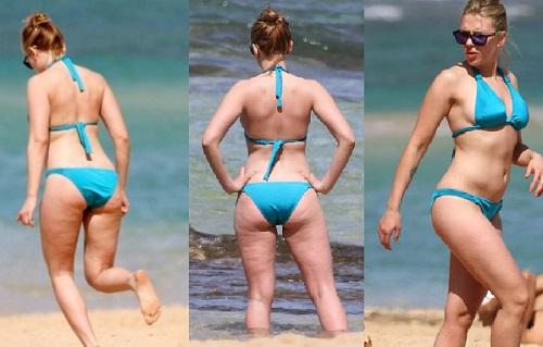 Scarlett Johansson: ¿Mito caído o demasiado photoshop?