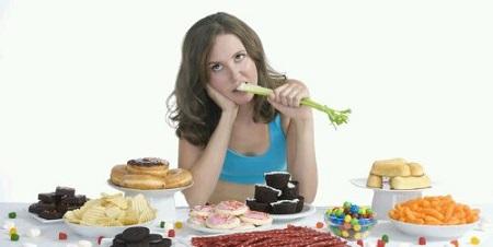 5 Errores más comunes en alimentación