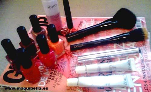 Productos de Kiko Cosmetics que NO aconsejo y los que valen la pena comprar