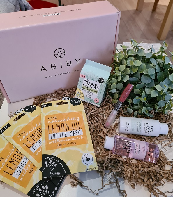 ¿Conoces las Cajitas de Belleza Abiby? ¡Cosmética Cruelty Free a domicilio!